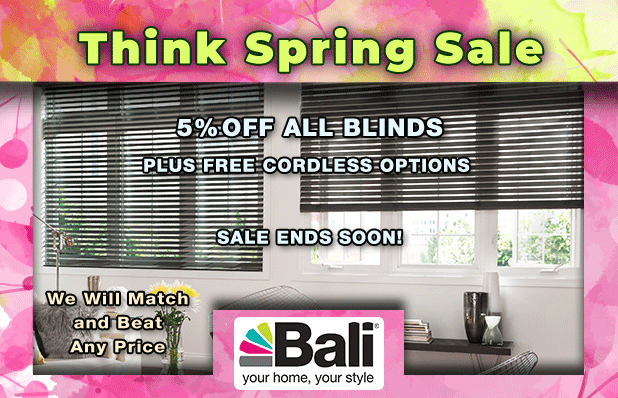blindsexpress.com - Fall Into Savings on Bali blinds and shades 15% off- Put Covid Behind you!