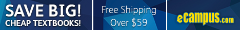 eCampus.com - Free Shipping on orders over $59!