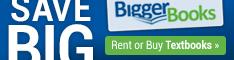 Save Big at BiggerBooks.com
