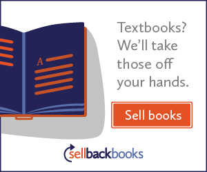 Sell your textbooks at www.sellbackbooks.com