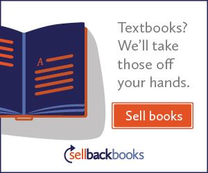 Sell your textbooks at www.sellbackbooks.com