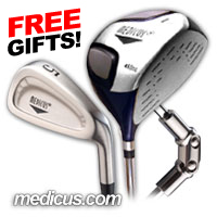 Over $150 in FREE Gifts with Purchase of the Medicual Dual Hinge Driver! Click Here & Also Receive Free Shipping!