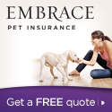 Get a FREE Embrace Pet Insurance Quote