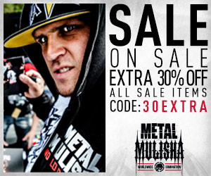 Enjoy an extra 30% Off Sale Items plus Free Shipping on orders of $75+ at Metal Mulisha! Use code: 30EXTRA. Offer ends 6/2/14. Shop now!