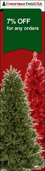 Christmas Tree, Xmas Tree, Pre-Lit Christmas Tree