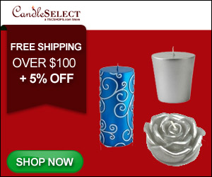 CandleSelect - Buy Candles, Pillar Candles, Ball Candles