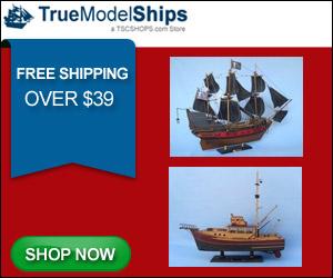 TrueModelShips - Model Ships and Nautical Decor
