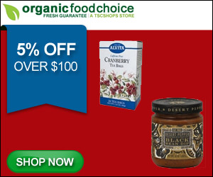 OrganicFoodChoice - Buy Organic Food, Drinks, and More