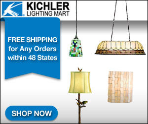 Kichler Lighting, Kichler Light, Kichler