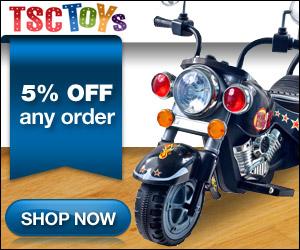 TSCToys, Ride On Toys, Kids Toys