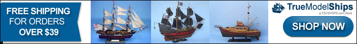 TrueModelShips - Model Ships and Nautical Decor