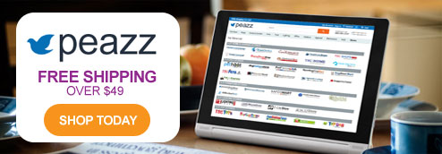 Peazz.com - Peace of Mind Shopping