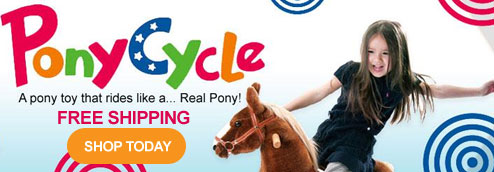 PonyCycleStore - Buy PonyCycles for Less
