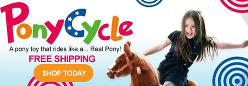 PonyCycleStore - Buy PonyCycles for Less