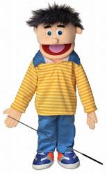 25 inch Bobby Puppet (Peach)