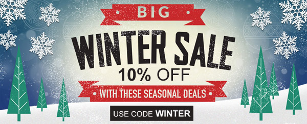 Image of BayouClassicShop.com 10% Off Big Winter Sale