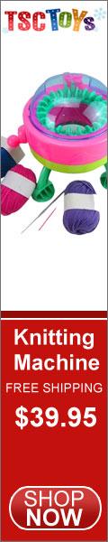 Knitting Machine, Knit Machine