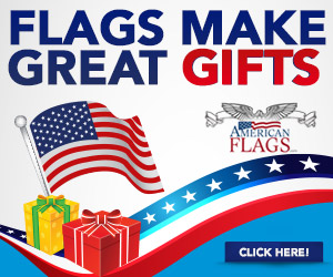 Flags Make Great Gifts