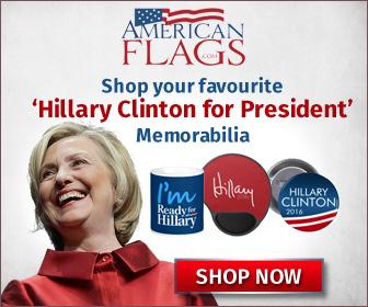 Hillary Clinton for President Memorabilia