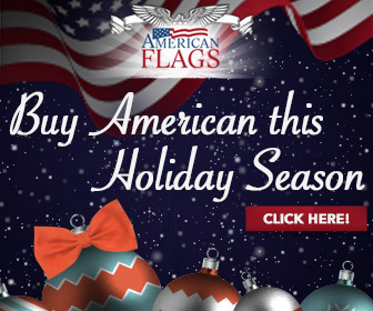 flag as holiday gifts