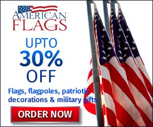 30% Off Memorial Day banner