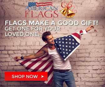 Americanflags.com Save Over 50% on high quality flags this Christmas