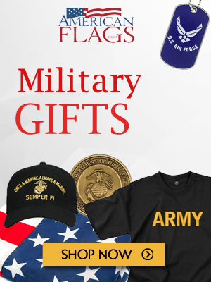 Military Gifts 300x400
