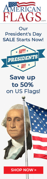 Americanflags.com Save up to 50% Off on Premium American Flags