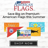Americanflags.com Save upto 50% OFF on Premium American Flags