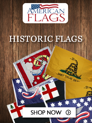 Historic Flags 300x400