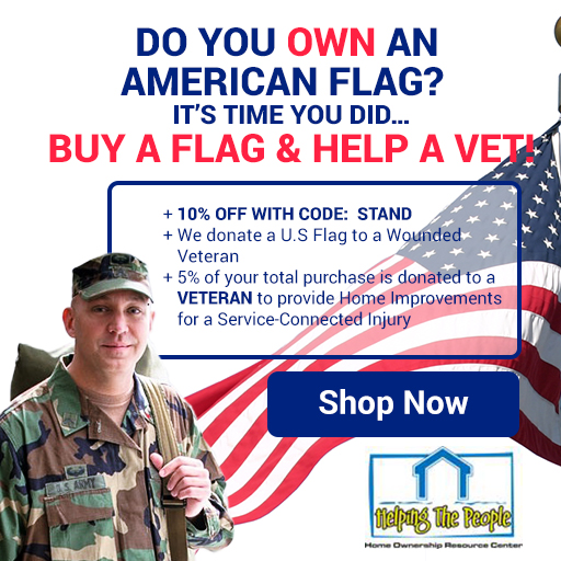 DO YOU HAVE AN AMERICAN FLAG? ITS TIME YOU DID BUY A FLAG AND HELP A VET