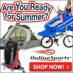 Get Ready for Summer at OnlineSports.com