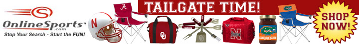 NCAA College Football Tailgate Time