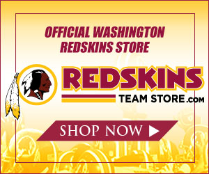 Washington Redskins Gear