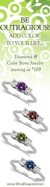 3 Stone Gemstone Jewelry