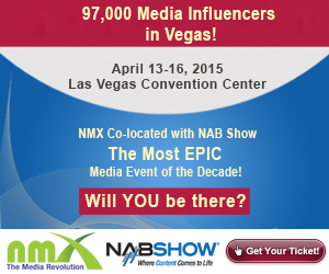 NMX and Nab Show, Las Vegas, April 2015