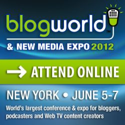 Get in on BlogWorldExpo!