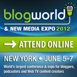 Get in on BlogWorldExpo!