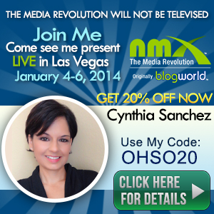 Join me at New Media Expo in January 2014!