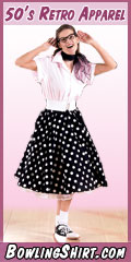 1950 style retrol costume Circle Skirts