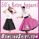 50's Retro Apparel