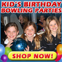 Youth Bowling Shirts and Parties