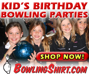 Kid's Birthday Bowling Party