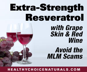Get the Power of Extra-Strength Resveratrol