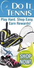 DoItTennis.com - Play Hard. Shop Easy. Earn Rewards