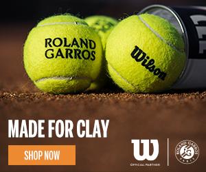 Wilson Roland Garros Limited Edition Tennis Gear