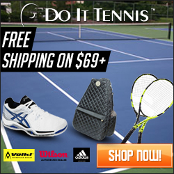 Free shipping on $69+ at DoitTennis.com