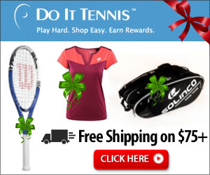 DoItTennis - Free Shipping on $75+