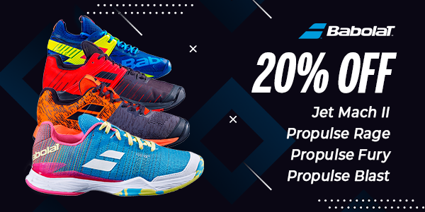 Babolat Tennis Shoe Sale - June