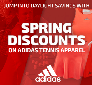 Spring Discounts on Adidas Apparel